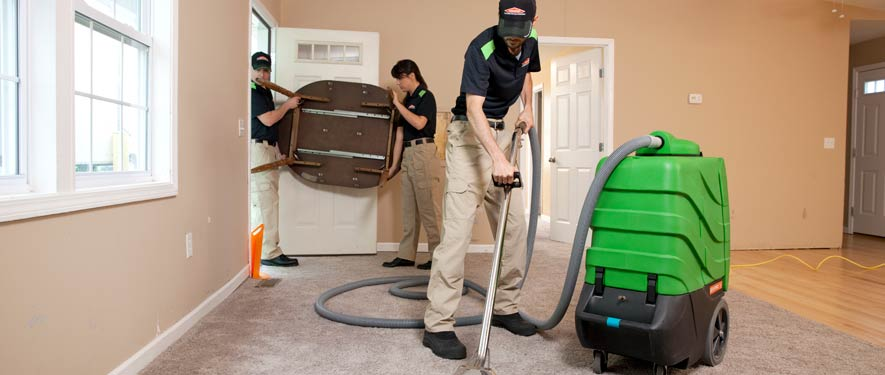 East Lansing, MI residential restoration cleaning